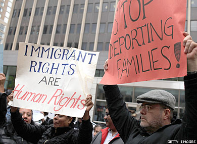 Official: No Hold on Gay Immigration Cases
