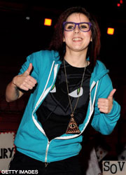 British Rapper Lady Sovereign Comes Out