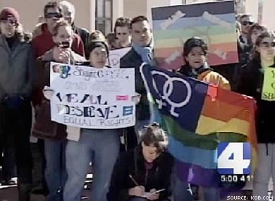 NM Domestic Partnership Bill Dead, For Now