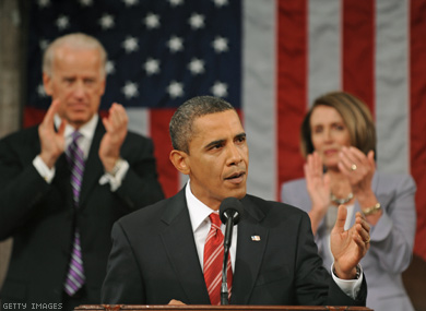 Obama Pledges DADT Repeal