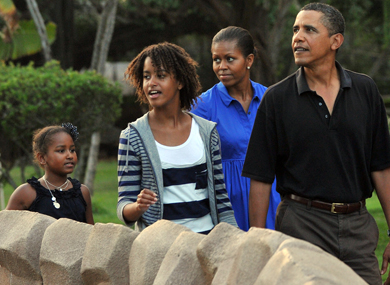 Obama Includes Gay Dads in Proclamation