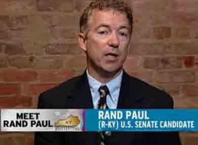 Rand Paul Wants to Revisit Civil Rights Act