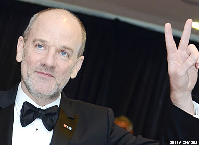 Michael Stipe Reflects on AIDS Witch Hunt