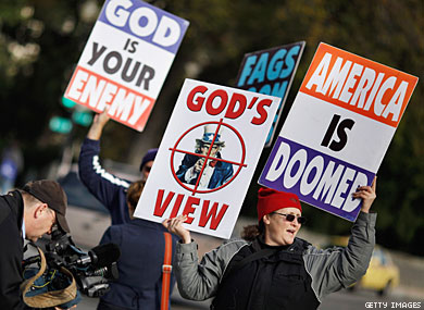 Westboro Banned From Tucson Shooting Funerals