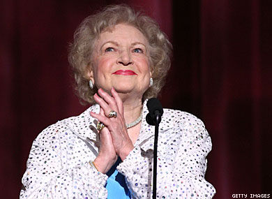 Betty White Reflects on Gay Following