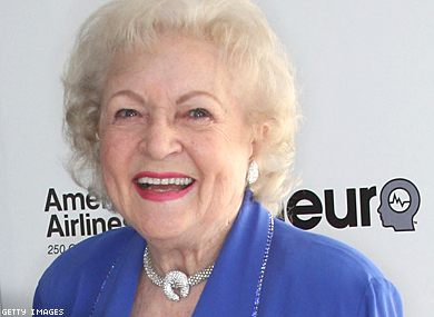 Betty White for Marriage Equality