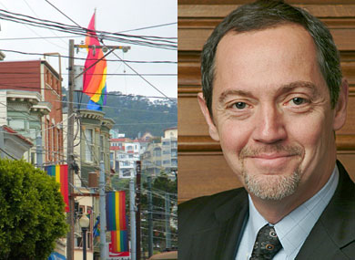 S.F. Plans Gay Walk of Fame