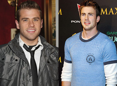 Chris Evans Outed Bro Scott in The Advocate