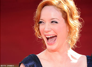 Christina Hendricks: Ahead of the Curves