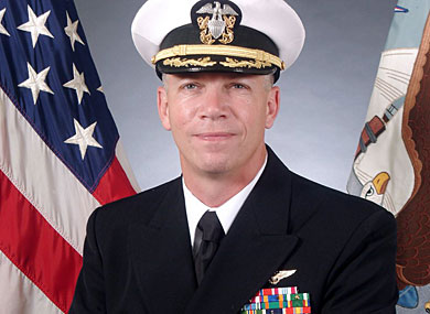 Navy Removes Antigay Vid Officer