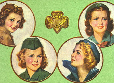 Pol: Girl Scouts Are Lesbian Atheists