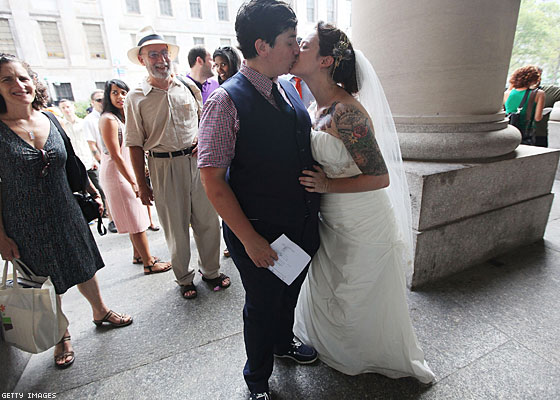 Op-ed: We Should Make Marriage About Commitment