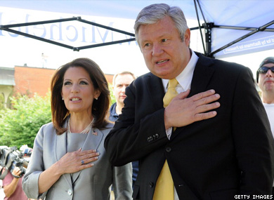 Hidden Camera Finds Reparative Therapy at Bachmann's Clinics
