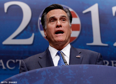 "Thanks to Romney, There's No ""Vegas of Gay Marriage"""