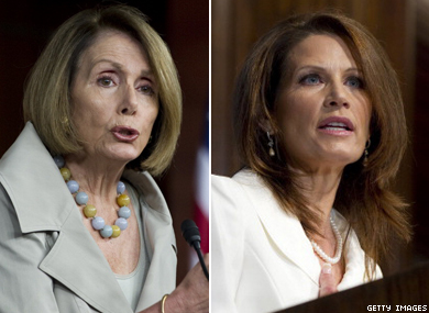 Pelosi to Bachmann: Address the Teen Suicides in Your District