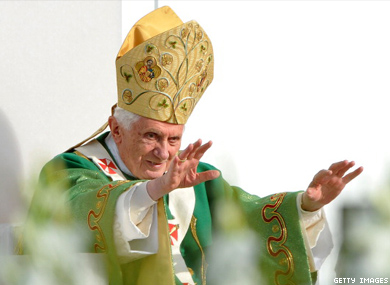 Pope Calls for Unity Against Same-Sex Marriage