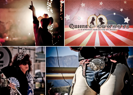 A Straight Year on the Gay Rodeo