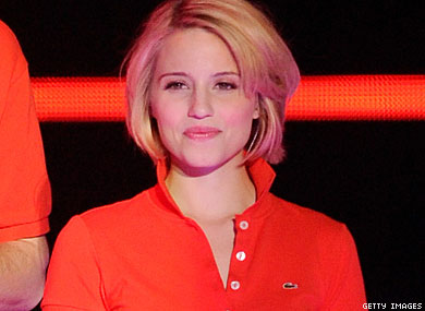 's Dianna Agron Calls for LGBT Acceptance