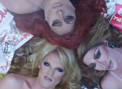 EXCLUSIVE: Willam Belli on Drag Queens Eating at Chick-Fil-A