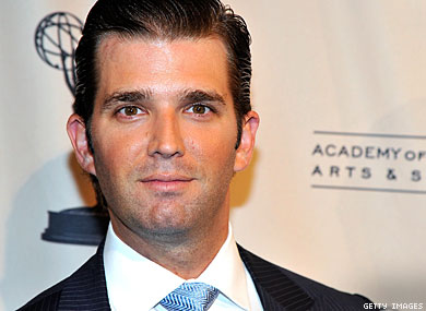 Donald Trump Jr. Used to Wish Every Guy Was Gay