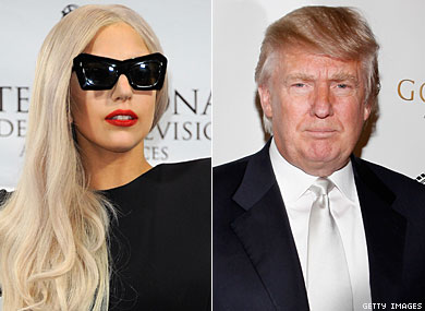 Donald Trump Takes Credit For Success of Lady Gaga