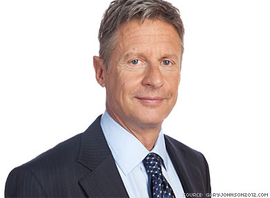 A Boost for Gay Rights? Gary Johnson Let Into GOP Debate