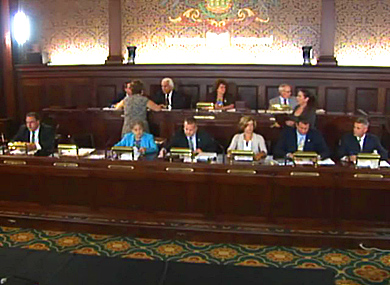 Pa. House Puts Brakes on Constitutional Marriage Ban