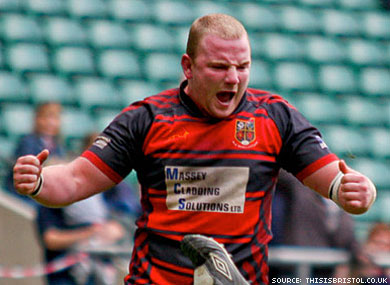 Welsh Rugby Captain Jed Hooper Comes Out