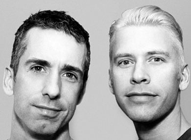 Dan Savage's Plane to Ex-Gays: You Can't Pray the Gay Away
