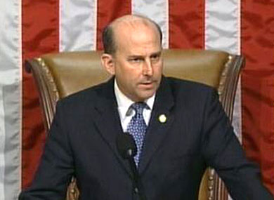 Texas Rep's Conspiracy Theory: Obama Jobs Bill Is Gift to Gays