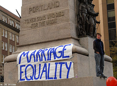 Marriage Equality Advocates Ready for Maine Referendum