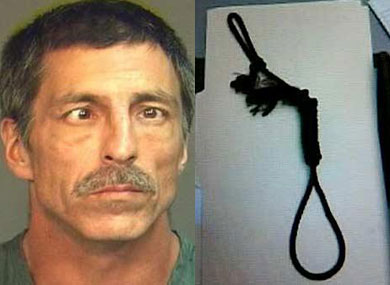Arrest Made in Equality California Noose Case