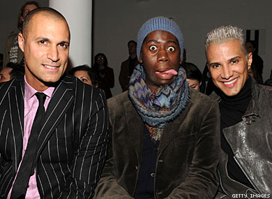 Gays Get Booted from America's Next Top Model