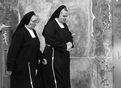 "Vatican Rebukes American Nuns for ""Radical"" Views"