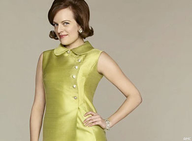 Elisabeth Moss: Mad About the Woman