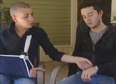 Gay Couple Assaulted by Church Leaders