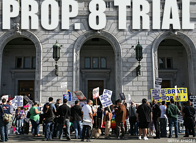 Prop. 8 Standing Arguments to be Televised