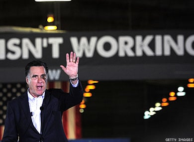 Mitt Romney Discloses Contributions to Antigay Groups