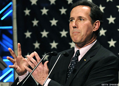 Rick Santorum Wants to Invalidate Your Marriage