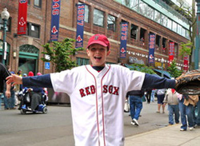 12-Year-Old Asks Red Sox to Fight Homophobia