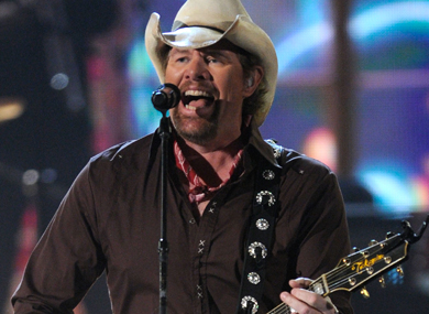Toby Keith on Same-Sex Marriage, Gays in Military