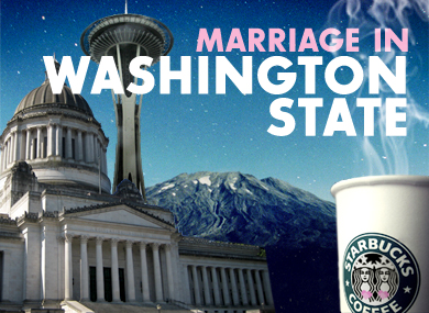 HOUSE VOTES YES; MARRIAGE READY IN WASHINGTON
