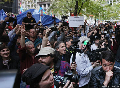 Some Transgender Protesters Leave Occupy Wall Street Over Safety Concerns