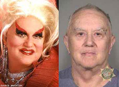 80-Year-Old Drag Queen Arrested After Scuffle With Police