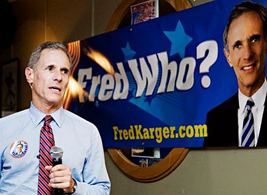 New Poll Has Fred Karger Claiming He's in Fox Debate