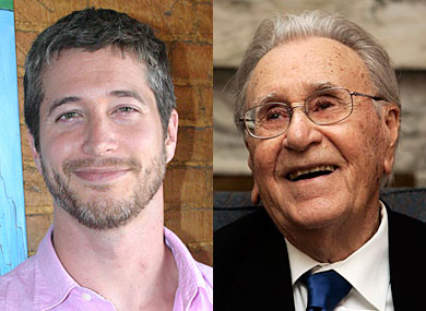 A Gay Grandson to an Evangelical Empire