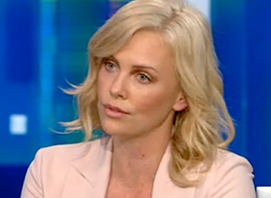 Charlize Still Waiting for Marriage Equality to Wed
