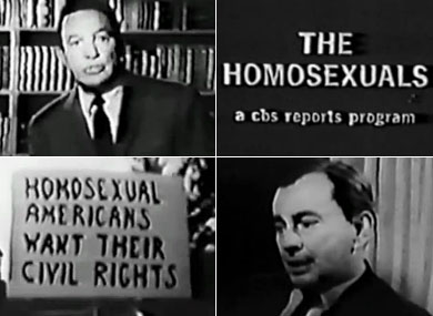 Mike Wallace and The Homosexuals