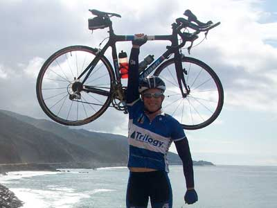 Op-ed: When a 200-Mile Bike Ride Is Just a Warm-Up
