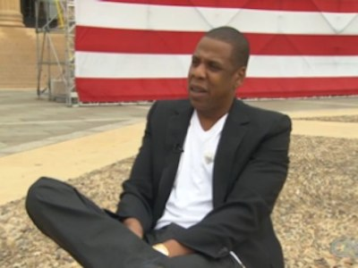 Jay-Z Talks Obama, Marriage Equality Support